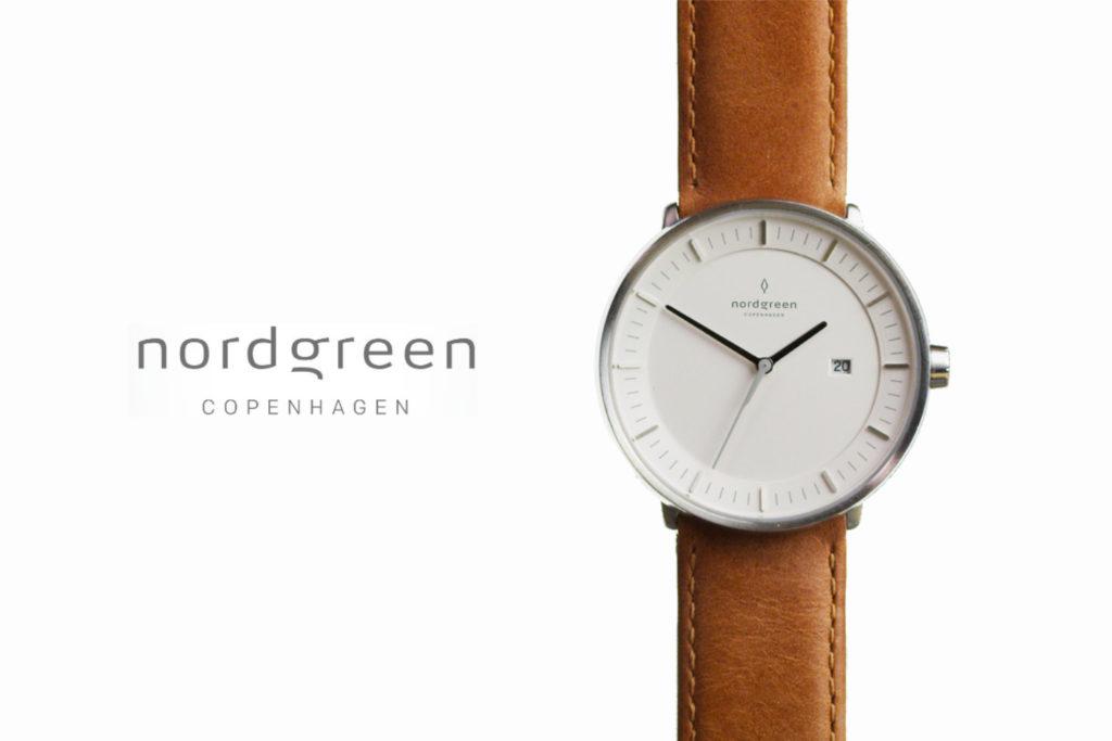 ノードグリーン時計ベルト調整