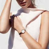 モックバーグ時計ベルト交換