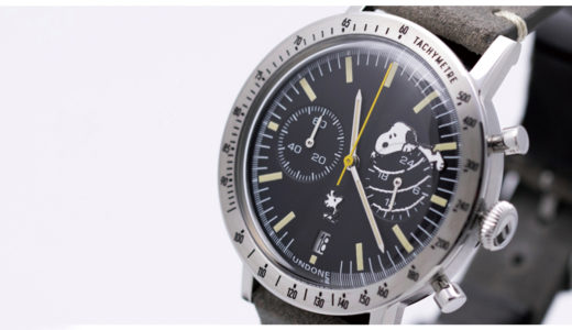 UNDONE JAPANにはスヌーピーとのコラボ腕時計がある?