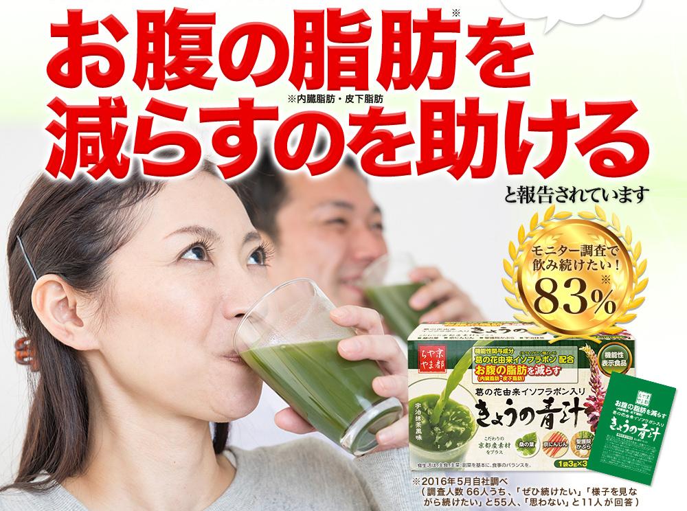 きょうの青汁